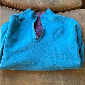 Tommy Bahama zip up sweater